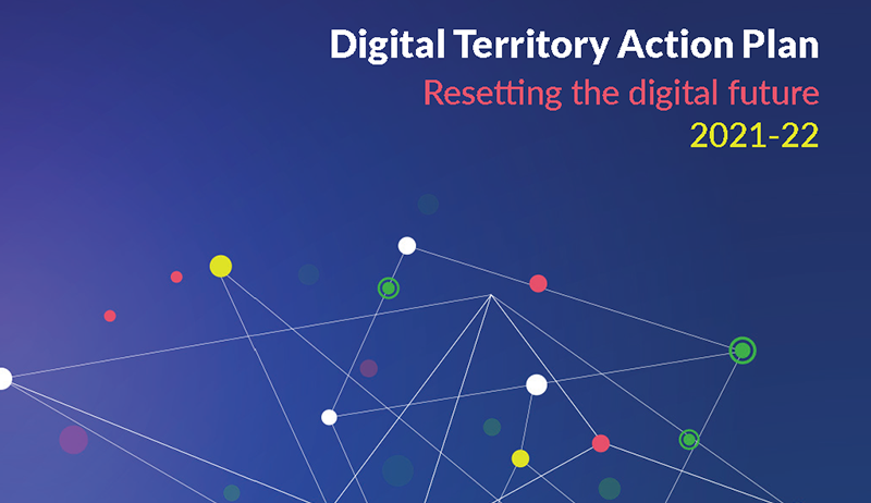 Digital Government has a new home